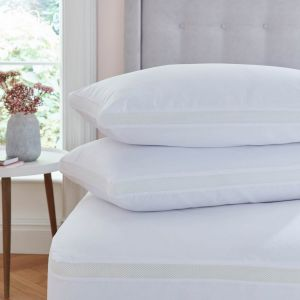 Silentnight Airmax Fitted Sheet and Pillowcase Set