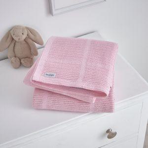 SIlentnight Safe Nights Cellular Blanket - 2 Pack