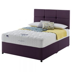 Silentnight Eco Comfort Miracoil Luxury Divan Bed