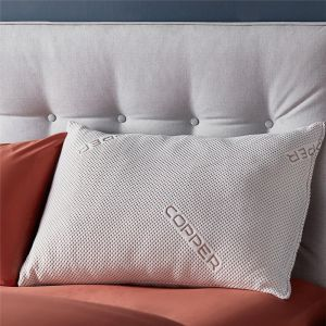 Silentnight Wellbeing Copper Infused Pillow