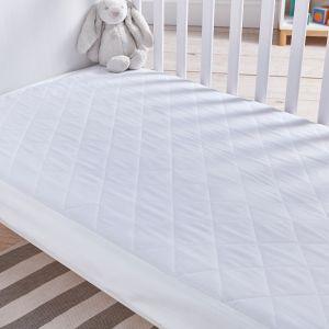 Silentnight Waterproof Cot Bed Mattress Protector