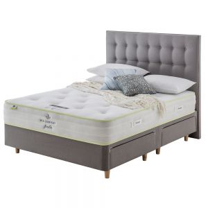 Silentnight Eco Comfort Breathe Pocket 2000 Divan Bed - Medium Soft