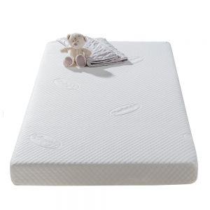 Silentnight Safe Nights Essentials Cot Bed Mattress (70x140cm)