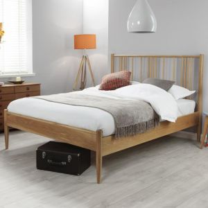 Silentnight Hamilton Oak Bed Frame
