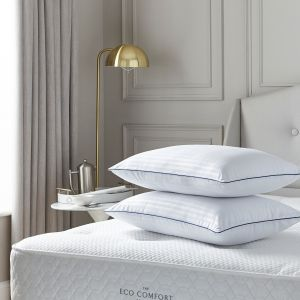 Silentnight Hotel Collection Piped Pillow