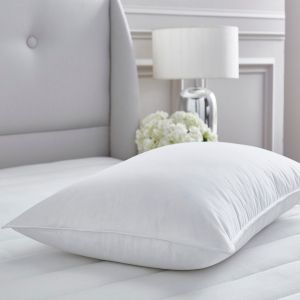 Silentnight Ultimate Luxury Hungarian Goose Feather & Down Pillow – Medium