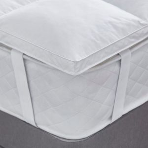 Silentnight Ultimate Luxury Hungarian Goose Feather & Down Mattress Topper