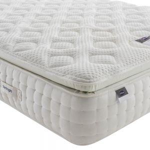 Silentnight Mirapocket 1000 Geltex Pillow Top Mattress