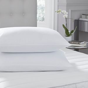 Silentnight Pure Cotton Pillow 2 Pack - Soft