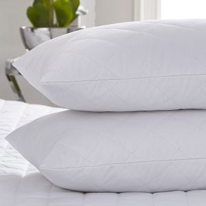 Silentnight Pure Cotton Pillow Protectors 2 Pack