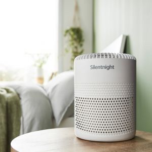 Silentnight Large Air Purifier with HEPA Filtration
