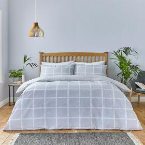 Silentnight Sustainable Duvet Cover Set - Spot Check