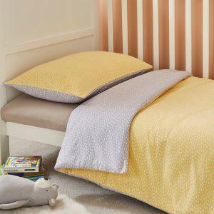 Silentnight Safe Nights Smudge Cot Bed Duvet Cover Set