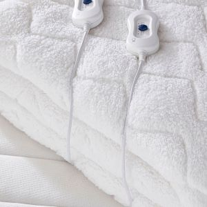 Silentnight Comfort Control Heated Teddy Topper