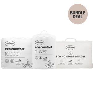 Silentnight Eco Comfort Bedding Bundle