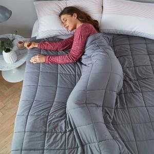 Silentnight Wellbeing Weighted Blanket - 9kg