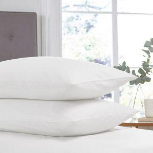 Silentnight Cotton Rich Pillowcase Pair