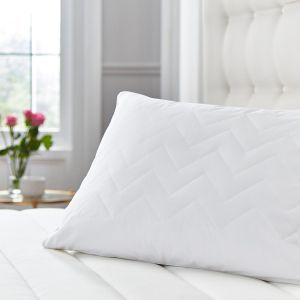 Silentnight Quilted Wool Pillow