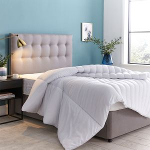 Silentnight Yours and Mine Dual Tog Duvet - 13.5/10.5 Tog