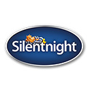 Silentnight Sateen Stripe Duvet Cover and Pillowcase Set