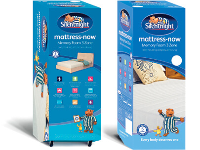Mattress Now product display
