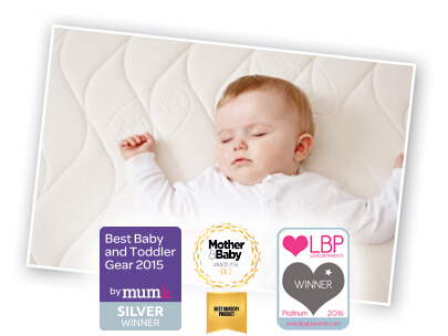 Awards for Safe Nights Cot Bed Mattress