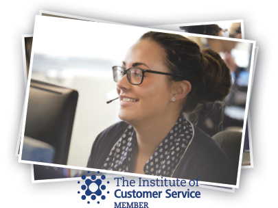The institute of customer service member