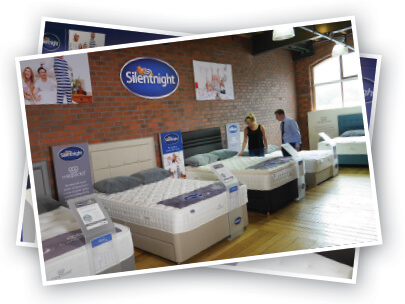 new Silentnight sleep centre