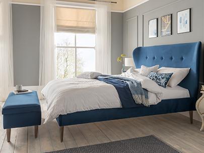 Luxury Upholstered Bed Frames