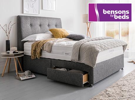 bensons for beds silentnight. Black Bedroom Furniture Sets. Home Design Ideas