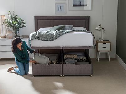 Storage Beds From Silentnight