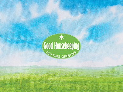 Good Housekeeping Getting Greener