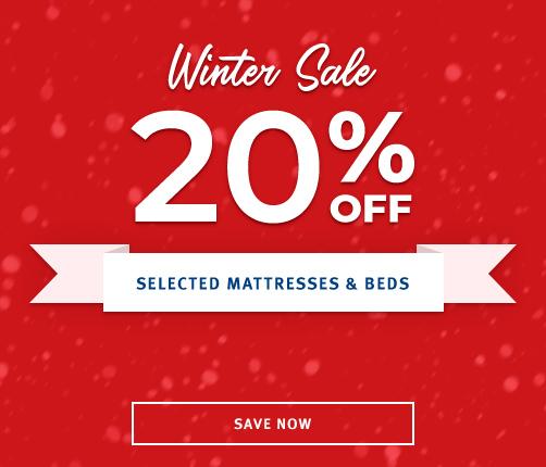 Winter Sale 20% OFF