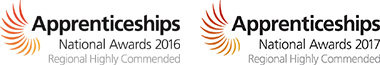 Apprenticeships National Awards 2017 and 2016