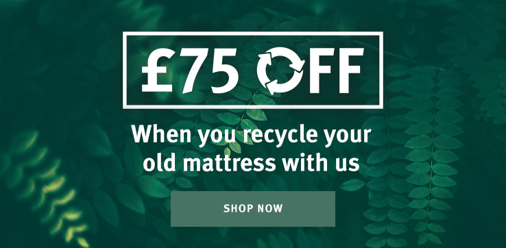 Save 20% on Mattresses