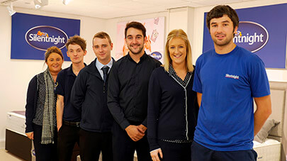 Meet our apprentices