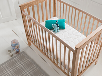 Cots and kids mattresses