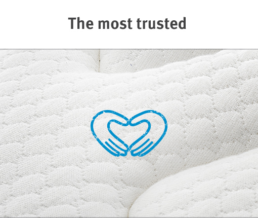 Most trusted bed brand