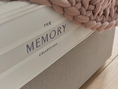 memory foam range