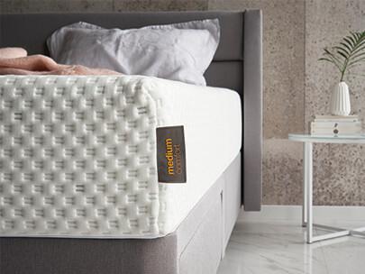 studio by silentnight memory foam mattress