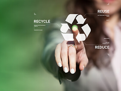 Recycle, reuse, reduce: our zero to landfill pledge