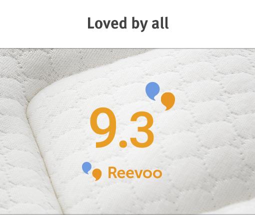 Silentnight Reevoo score