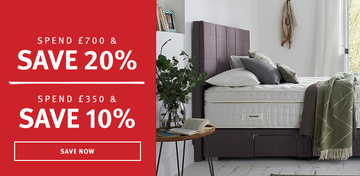 Save on Eco Comfort mattresses