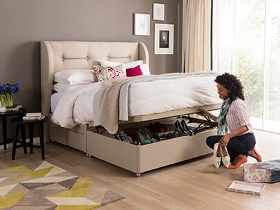 Storage Beds Beds With Storage Silentnight
