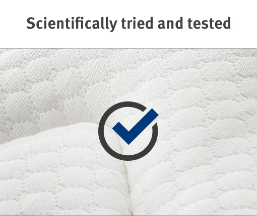 Tried and tested mattresses