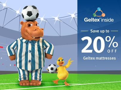 Geltex Mattresses