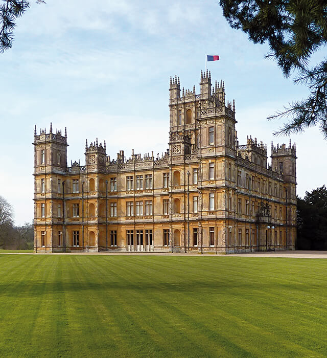 About Highclere