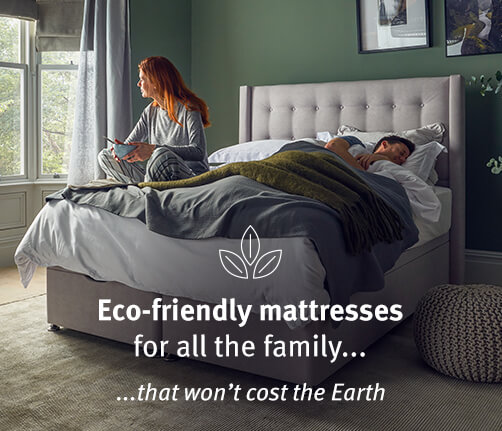Eco-friendly mattresses for all of the family