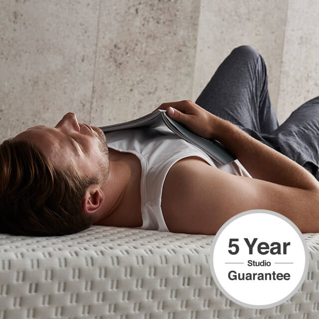 studio by silentnight mattress free delivery. Black Bedroom Furniture Sets. Home Design Ideas