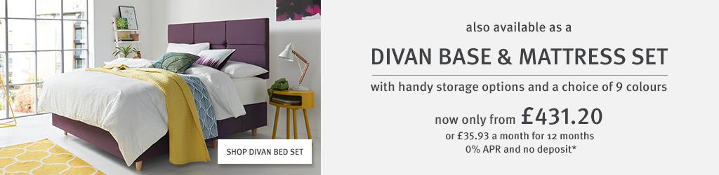 Upgrade To The Divan Bed Set